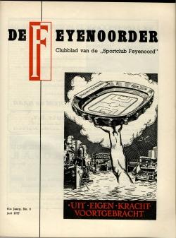 De Feijenoorder Juni 1977