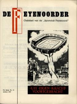 De Feijenoorder Oktober 1977