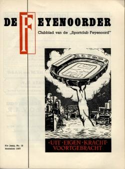 De Feijenoorder December 1977