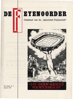 De Feijenoorder Januari 1978