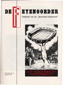 De Feijenoorder Februari 1978