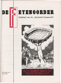 De Feijenoorder Maart 1978
