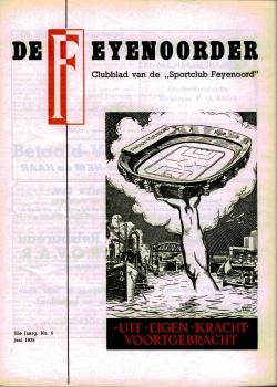 De Feijenoorder Juni 1978