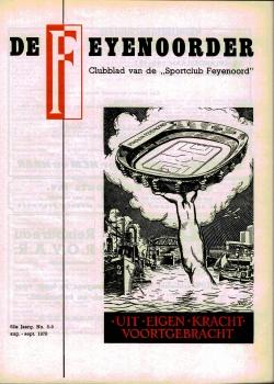 De Feijenoorder Augustus-September 1978