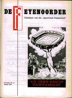 De Feijenoorder Oktober 1978