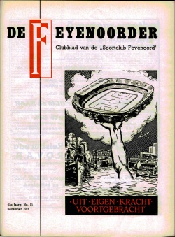 De Feijenoorder November 1978