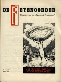 De Feijenoorder Januari 1979