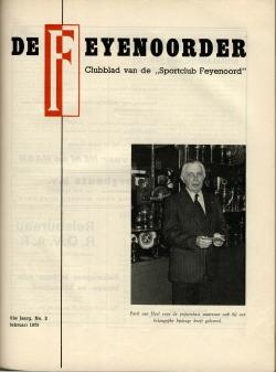 De Feijenoorder Februari 1979