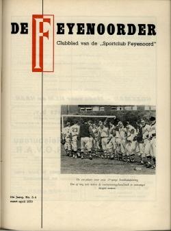 De Feijenoorder Maart April 1979
