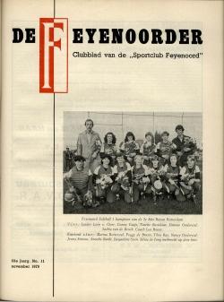 De Feijenoorder November 1979