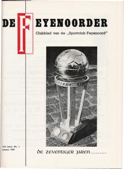 De Feijenoorder Januari 1980
