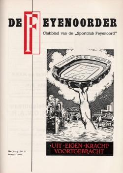 De Feijenoorder Februari 1980