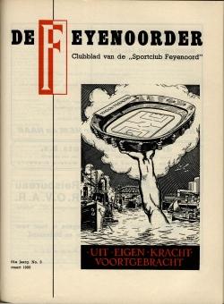 De Feyenoorder Maart 1980