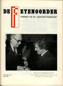 De Feijenoorder April 1980