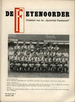 De Feijenoorder Augustus 1980