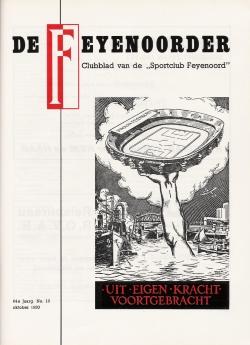 De Feijenoorder Oktober 1980