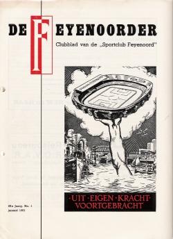 De Feijenoorder Januari 1981