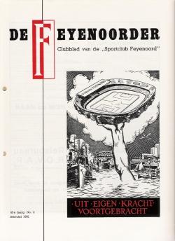 De Feijenoorder Februari 1981