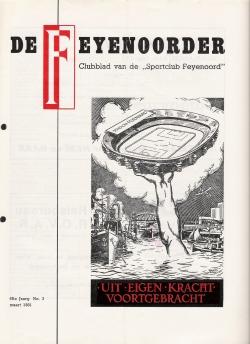 De Feijenoorder Maart 1981