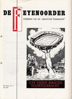 De Feijenoorder Mei 1981