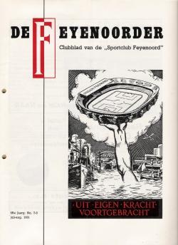 De Feijenoorder Juli Augustus 1981