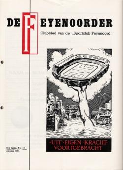 De Feijenoorder Oktober 1981