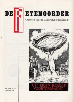 De Feijenoorder November 1981