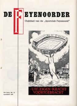 De Feijenoorder December 1981