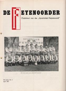 De Feijenoorder April 1982