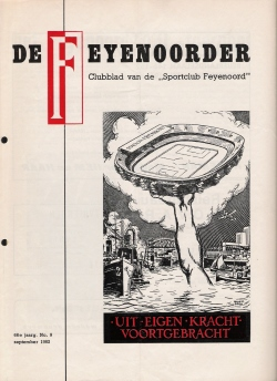 De Feijenoorder September 1982
