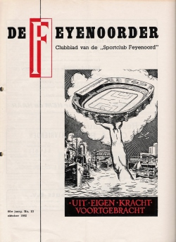 De Feijenoorder Oktober 1982