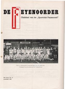 De Feijenoorder November 1982
