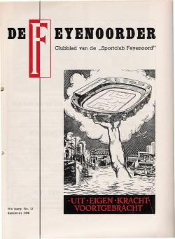 De Feijenoorder December 1982