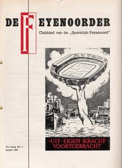 De Feijenoorder Januari 1983