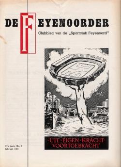 De Feijenoorder Februari 1983