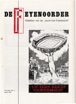 De Feijenoorder Maart 1983