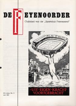 De Feijenoorder Mei 1983