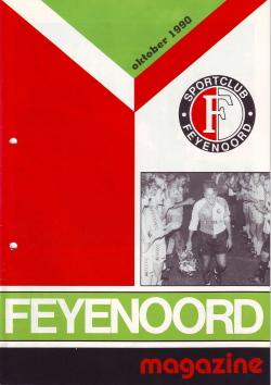 Feyenoord Magazine Oktober 1990