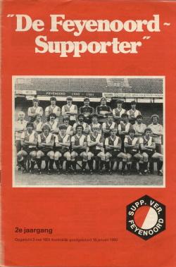De Feyenoord Supporter Februari 1981