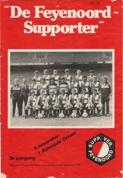 De Feyenoord Supporter Oktober 1982