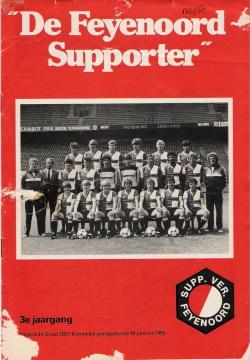 De Feyenoord Supporter November 1982