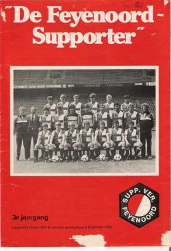 De Feyenoord Supporter December 1982