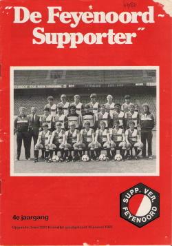 De Feyenoord Supporter Februari 1983