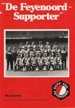 De Feyenoord Supporter Maart 1983