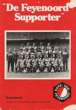 De Feyenoord Supporter Juni 1983