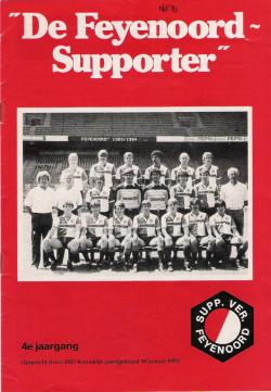 De Feyenoord Supporter Oktober 1983