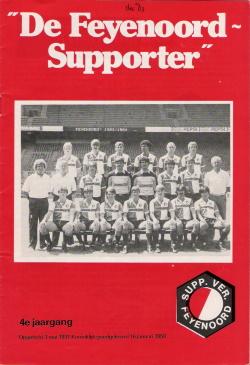 De Feyenoord Supporter December 1983