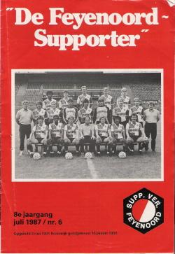 De Feyenoord Supporter 06 - Juli
