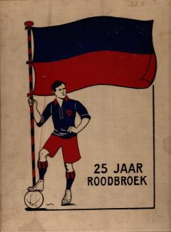 Gedenkboek 25 jaar HFC Haarlem