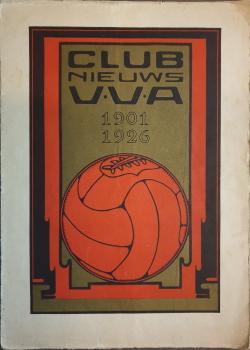 Gedenkboek VVA 25 jaar